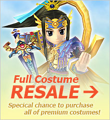 Full Costume RESALE